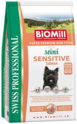 Biomill Swiss Professional Mini Sensitive salmon & rice 8kg