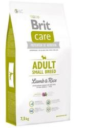 Brit Care Adult Small Breed - Lamb & Rice 7,5kg