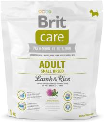 Brit Care Adult Small Breed - Lamb & Rice 1kg