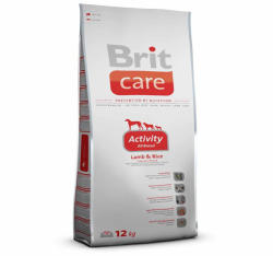 Brit Care - Activity Breed Lamb & Rice 12kg