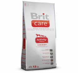 Brit Care - Activity Breed Lamb & Rice 12kg