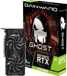 Gainward GeForce SUPER Ghost RTX 2060 8GB GDDR6 (NE6206S018P2-1160X-1/471056224-2577)