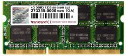 Transcend 4GB DDR3 1333MHz TS512MSK64V3N