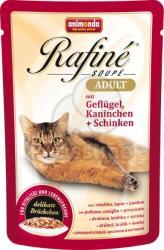 Animonda Rafine Soupe Adult - Poultry, Rabbit, Ham 100g