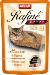 Animonda Rafine Soupe Adult - Chicken, Duck, Noodles 100g