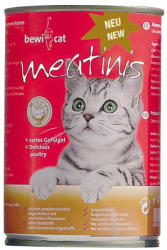 Bewi Cat Meatinis Poultry 400g