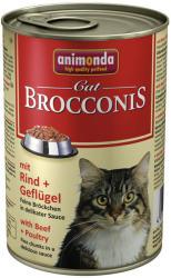 Animonda Brocconis Cat Beef & Poultry Tin 400g