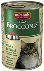 Animonda Brocconis Cat Venison & Poultry Tin 400g