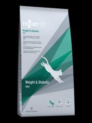 TROVET Weight And Diabetic Cat (WRD) 3kg
