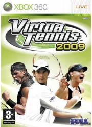 SEGA Virtua Tennis 2009 (Xbox 360)