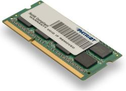 Patriot 4GB DDR3 1600MHz PSD34G16002S