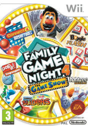 Electronic Arts Hasbro Family Game Night 4 The Game Show (Wii)