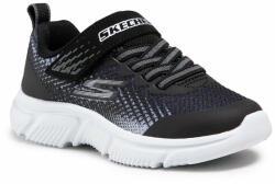 Skechers Pantofi Norvo 405035L/BKSL Negru