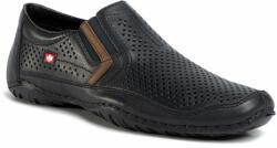 RIEKER Pantofi 06397-14 Bleumarin