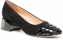 Solo Femme Pantofi 57711-02-020/B48-04-00 Negru
