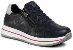 RIEKER Sneakers N4530-14 Bleumarin