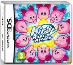 Nintendo Kirby Mass Attack (Nintendo DS)