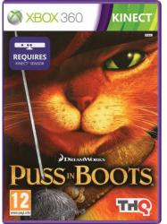 THQ Puss in Boots (Xbox 360)