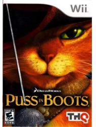 THQ Puss in Boots (Wii)