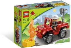 LEGO Duplo - Tűzoltóparancsnok (6169)