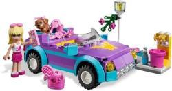 LEGO Friends Stephanie nyitható tetejű autója 3183