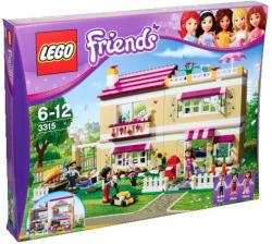 LEGO Friends - Olivia háza (3315)