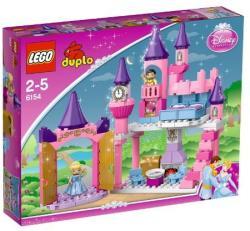 LEGO Duplo - Hamupipőke kastélya (6154)