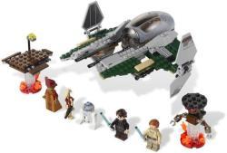 LEGO Star Wars - Anakin's Jedi Interceptor 9494