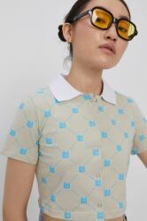 Local Heroes - T-shirt - bézs M - answear - 13 990 Ft