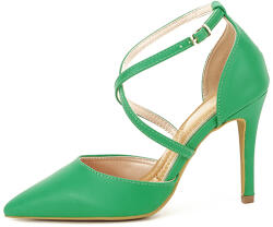 SOFILINE Pantofi verde crud cu toc cui Zoe (9309 GREEN -40)