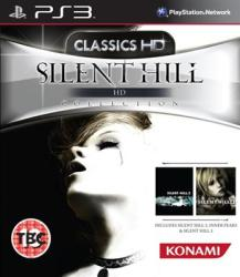 Konami Silent Hill HD Collection (PS3)
