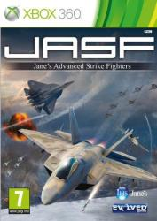 Evolved Games JASF Jane's Advanced Strike Fighters (Xbox 360) Játékprogram