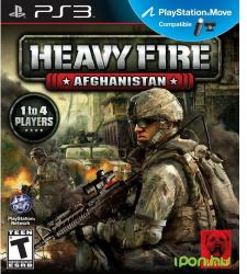 Mastiff  Heavy Fire Afghanistan (PS3)