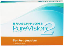 Bausch & Lomb PureVision 2 for Astigmatism (6 db) - havi