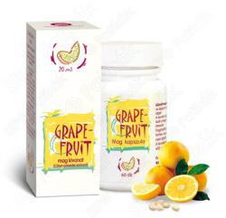 Bioextra Grapefruit mag kapszula (60db)
