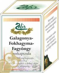 Zafír Galagonya olajkapszula (60db)