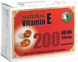 Dr. Chen Natural Vitamin E 200 (60db)