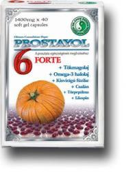 Dr. Chen Prostayol 6 Forte Kapszula (40db)