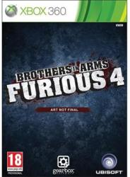 Ubisoft Brothers in Arms Furious 4 (Xbox 360)