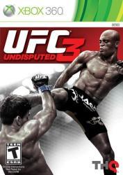 THQ UFC 3 Undisputed (Xbox 360)
