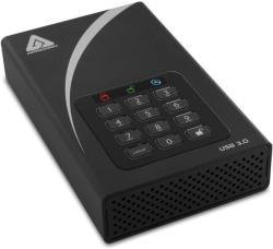 Apricorn Aegis Padlock 3.5 8TB USB 3.0 (ADT-3PL256-8000)