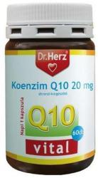 Dr. Herz Koenzim Q10 20mg kapszula - 60 db