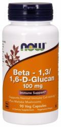 NOW Béta D Glucan kapszula (90 db)