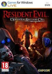 Capcom Resident Evil Operation Raccoon City (PC)