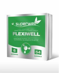 Superwell Flexiwell kapszula (54 db)