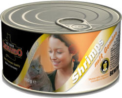 Leonardo Shrimp & Vegetables Tin 100g