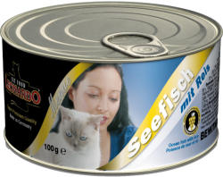 Leonardo Ocean Fish & Rice Tin 100g