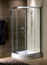 Radaway Premium Plus A1900 90x90x190 cm íves