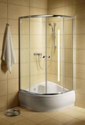 Radaway Premium A 1700 90x90x170 cm íves (30401-01)