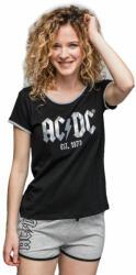 CERDÁ Pijamale femei AC/DC - 2200007368